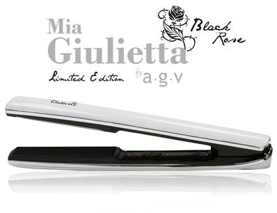 By AGV Plancha Giulietta Black-Rose